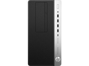 HP ProDesk 600 G3 Micro-Tower Desktop Computer Intel i5-7500 8GB DDR4 256GB SSD Windows 10 Professional