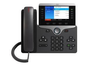 Cisco 8841 Ip Phone - Wall Mountable