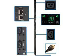 Tripp Lite PDUMV30HVNETLX 24-Outlet PDU