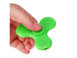 Stress Relieving LED Bluetooth Speaker Fidget Spinner