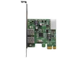 HIGHPOINT TECHNOLOGIES RU1022C 2PORT 5G USB3 PCIE 2.0 HBA