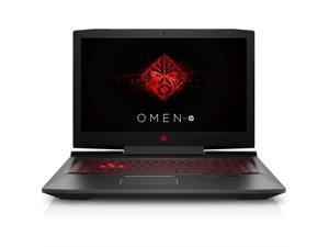 "HP Omen 17-an012dx 17.3"" FHD Gaming Laptop i7-7700HQ 12GB 1TB RX 580 W10"