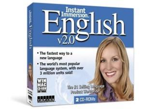 Instant Immersion English English &  French