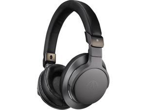 Audio-Technica - ATH SR6BT Wireless On-Ear Headphones - Black