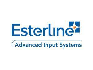 Esterline K101C02-US Medigenic Cart Sized Washable Infection Control Keyboard