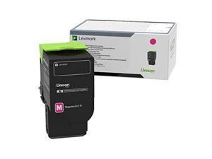 Lexmark C231HM0 High Yield Return Program Toner Cartridge - Magenta