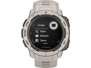 Garmin Instinct Rugged Outdoor GPS Watch (010-02064-01) - Tundra