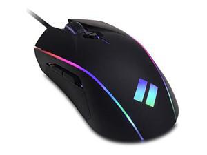 Cyberpower Syber SM202 RGB Optical Gaming Mouse With Up To 12,400 Dpi Optical