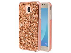 62608c5e5b9 Samsung Galaxy J7 2018 case J7 Refine case J7 V 2nd generation case by  Insten Rhinestone