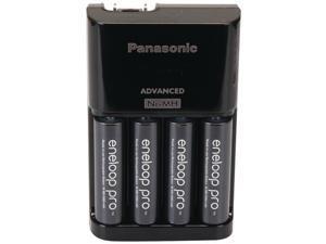 Panasonic K-KJ17KHCA4A CHRGR  and  ENELOOP XX 4 PK