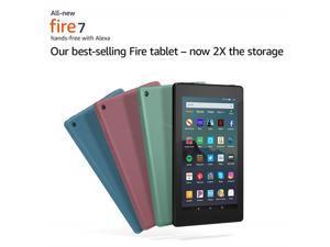 "Amazon Fire 7 2019 7"" Tablet 16GB Twighlight Blue B07HZHJGY7"