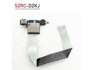 SZRCDZKJ New Original For Lenovo IdeaPad Z510 USB Card Reader Audio Board With Cable AILZA NS-A182