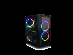 CLX SET with AMD Ryzen 5 3600 3.6GHz, GeForce GTX 1660 6GB, 16GB Mem, 960 SSD, WiFi, MS Win 10 Home