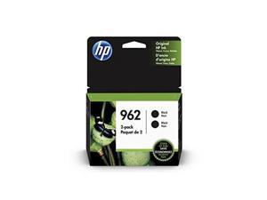 HP 962 Black Original Ink Cartridge 2-pack