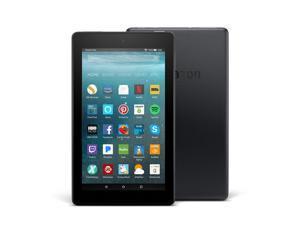 "Amazon Fire 7 2019 7"" Tablet 16GB Black B07FKR6KXF"