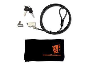 Noble Locks TZ18T Low Profile Lock for Dell Inspiron Gaming and Alienware Laptops