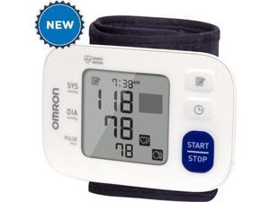 Omron 3 Series Wrist Home Blood Pressure Monitor BP6100