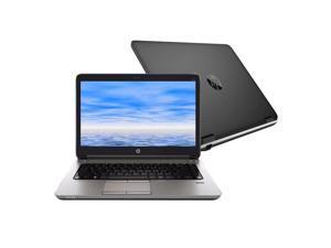"HP ProBook 640 G1 14"" Laptop i5-4300M 8GB 240GB SSD Win 10 Pro DVDR"