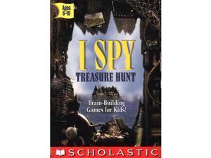 I Spy - Treasure Hunt w/I SPY Book & Bonus Mini CD