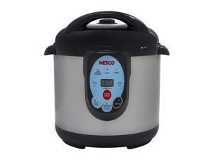 NESCO NPC-9 Smart Pressure Canner and Cooker 9.5 quart Stainless Steel