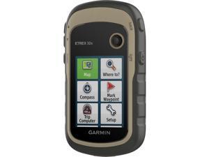 Garmin eTrex 32x Handheld GPS Navigator Rugged Handheld Mountable 0100225700