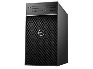 Dell Precision 3630 Tower Computer i5-9600 8GB 1TB HDD W10P Radeon Pro WX 3200