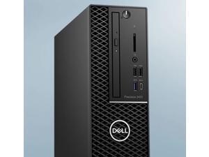 Dell Precision Tower 3431 SFF Desktop Computer i5-9600 8GB 1TB HDD W10P WX 2100