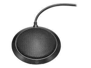 Audio-Technica Consumer Audio Omnidirectional Condenser Boundary Microphone (ATR4697-USB)