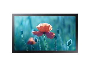 """Samsung QB13R-T 13"""" Edge-Lit LED Small Signage Touchscreen Display for Business"""