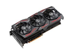 ASUS ROG Strix Radeon RX 5700 ROG-STRIX-RX5700-O8G-GAMING 8GB 256-Bit GDDR6 PCI Express 4.0 HDCP Ready CrossFireX Support Video Card