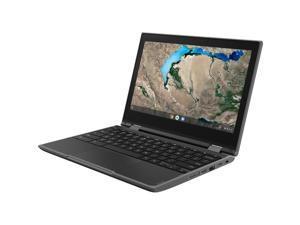 """Lenovo 300E 11.6"""" Touchscreen Laptop Intel Celeron N4020 4GB 32GB eMMC Chrome OS"""