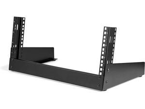 "StarTech 4U 19"" 2 Post Open Frame Desktop Rack RK4OD"