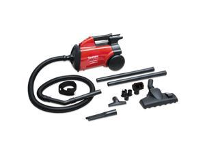 Sanitaire EXTEND Canister Vacuum 10 lb Red SC3683B