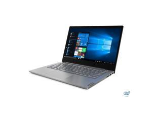 "Lenovo Laptop ThinkBook 14 IIL 20SL0016US Intel Core i7 10th Gen 1065G7 (1.30 GHz) 16 GB Memory 512 GB SSD Intel Iris Plus Graphics 14.0"" Windows 10 Pro 64-bit"