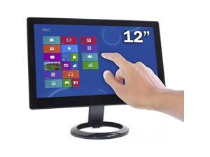 """DoubleSight Displays DS-12UT 12"""" LCD Touchscreen Monitor 1366 x 768 DS12UT"""