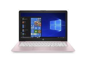 "HP Laptop Stream 14-ds0040nr AMD A4-Series A4-9120e (1.50 GHz) 4 GB Memory 32 GB eMMC SSD AMD Radeon R3 Series 14.0"" Windows 10 S"