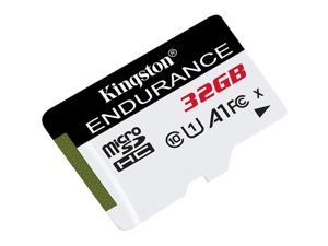 KINGSTON TECHNOLOGY COMPANY 32GB HIGH ENDURANCE MICROSDHC CARD SDCE/32GB