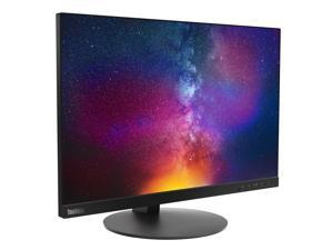 "Lenovo ThinkVision T23d-10 22.5"" 1920 x 1200 IPS Panel VGA DP HDMI Super Narrow Bezel WUXGA LED Backlit LCD Monitor"