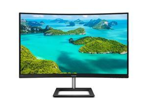 "Philips 328E1CA 32"" 3840x2160 4K UHD 4ms Frameless Curved Monitor"