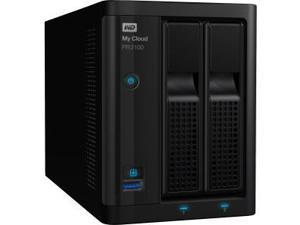 WD 16TB My Cloud PR2100 Pro Series Media Server with Transcoding, NAS - Network Attached Storage