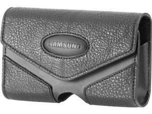 OEM Samsung Universal Horizontal Black Pouch w/ Swivel