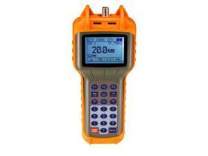 RY-S200 TV Signal Level Meter CATV Cable Testing 46-870MHZ MER BER RYS200