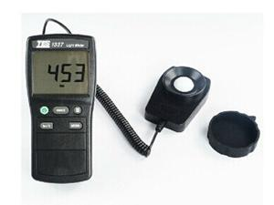 Tes 1337 New Released Item Lux Light Meter