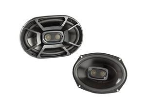 Polk Audio DB692 6 in.x9 in. Coaxial Speakers with Marine Certification