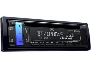 JVC KD-R890BT 1-Din In-Dash Car CD Receiver compatible with w/Bluetooth//USB/AUX/iPhone/Android