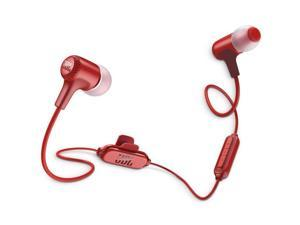 JBL E25BT In-Ear Wireless Headphones (Red)
