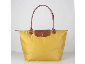 Longchamp Le Pliage Large Nylon Tote Curry 1899089432 45a2bb2a081d0