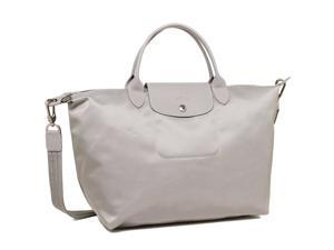 177a37ed87b6 Longchamp Le Pliage Neo Medium Handbag ...