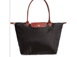 France Made Longchamp Le Pliage Large Nylon Tote Black 1899089001 32351432fc6ac
