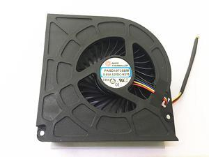 Replacement 4 pin cpu COOLER cooling fan for MSI GT73 GT73VR GT73VR 6RE GT73VR 6RF 17A1 17A2 GT75VR P/N: PABD19735BM—N370 PABD19735BM—N390